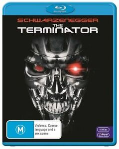 SEALED The Terminator ARNOLD SCHWARZENEGGER *No GST* (Blu-Ray, 2012) FREE POST