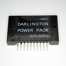 STK0080 Sanyo NEW Original WITH HEATSINK COMPOUND Integrated Circuit IC