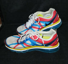 Nike Air Max+ 2012  USA OLYMPIC What the Max Men's US 12 [532307-100] EUC!