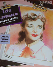 IDA LUPINO Paper Doll Book--Stylish Tribute to the 1930s and 1940s Movie Star!
