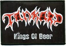 "Tankard ""  Kings of Beer"" Patch/Aufnäher 602249 #"