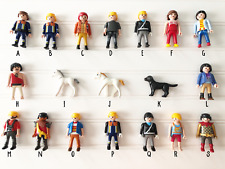 Playmobil Figures Make Your Own Lot Animals, Pets, Police, Military, Girls, Boys