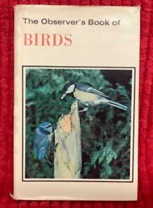 The Observers Book Of Birds 1972