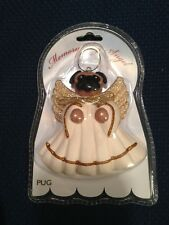 Pug Memory Dog Angel Ornament New in Package