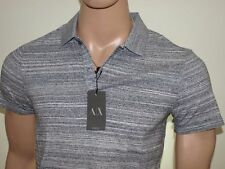 Armani Exchange Space Dye Polo Shirt NWT I6M925PO