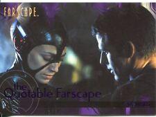 Farscape Season 4 The Quotable Farscape Chase Card Q49