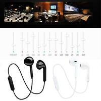 Bluetooth 4.1 Stereo Earphone Sport Headset Wireless Headphone In-Ear T0L0