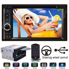 For Nissan Navara D40 2007-2015 Double 2 DIN Car DVD Radio Stereo Bluetooth USB