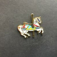 DLR - 2009 Hidden Mickey Series - King Arthur Carousel Horse 5 Disney Pin 70503