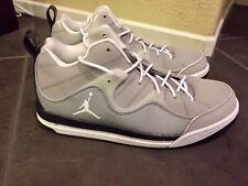 Nike Air Jordan 574417 003 True Flight TR 97 Basketball Shoes Men Size 8.5 Gray