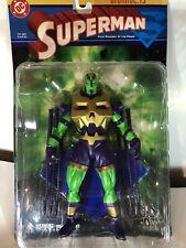 DC Direct Superman Brainiac 13 Action Figure, Dc multiverse
