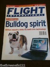 FLIGHT INTERNATIONAL # 4941 - UK AEROSPACE SPECIAL - JULY 6 2004