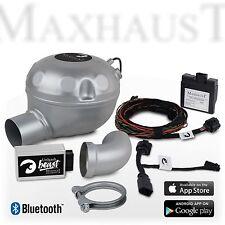 Maxhaust Soundbooster SET mit App-Steuerung Smart Fortwo Typ451 Active Sound