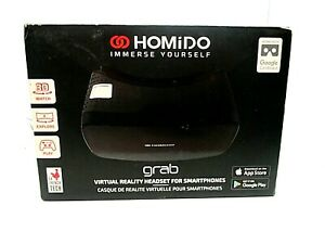 HOMiDO Grab VR/Virtual Reality Headset for Smartphones iphones Androids