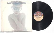 MUNICH MACHINE W/ CHRIS BENNETT A Whiter Shade Of Pale LP CASABLANCA US 1978 NM-