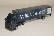 1:50 LION CAR DAF 2500 TRUCK WITH TRAILER MEHARIS EXCELLENT CONDITION