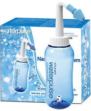 USA 300ml Nasal Neti Pot Sinus Rinse Bottle - Congestion & Infection Treatment