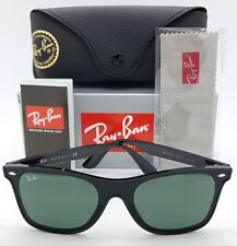 NEW Rayban sunglasses RB4440NF 601/71 Black Green 4440 AUTHENTIC Blaze Wayfarer
