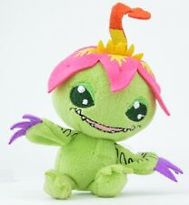 Digimon Collectible 3-Inch Plush Doll By Zag Toys - Palmon