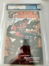 TRANSFORMERS: GENERATION 1 Preview CGC 9.4 1st Transformers Armada