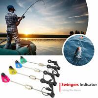 Pro Illuminated Fishing Swinger Bite Indicator New Carp & Pike Fishing-4 Colors