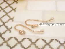 NEW Authentic Pandora Rose COMPOSE HOOKS Hook Earrings 280677CZ RETIRED