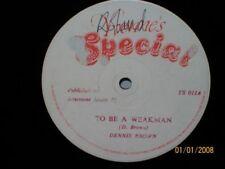 "Reggae/Ska 1st Edition 12"" Single Records"