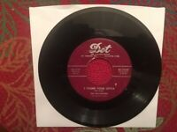 Till Then/I Found Your Letter/The Hilltoppers/45RPM/Dot Records-1954