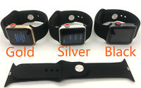 Apple Watch Series 3 (38MM / 42MM) 3 Color Aluminum Case Blac GPS+LTE Cellular