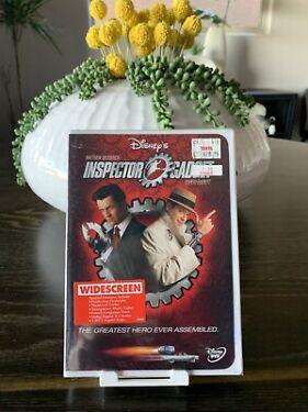 INSPECTOR GADGET 1999  Rare New  Sealed DVD Disney In Widescreen Format