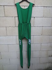 Combi Cuissard long CREDIT AGRICOLE vert TOUR de FRANCE NALINI pant cycling 4