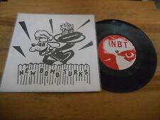 """7"""" Punk New Bomb Turks - Bottled Island (2 Song) DAMAGED GOODS"""
