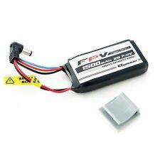 Quanum LiPo Battery 1500mAh 2S 3C 7.4V 2 Cell Fits Skyzone Fatshark FPV Goggles
