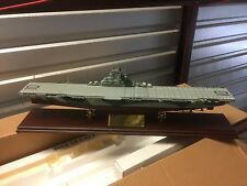 Yorktown Battleship Wwii Signature Le Franklin Mint Aircraft Carrier