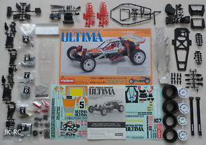 Choice Of New Genuine Spare Parts For 'Kyosho Ultima 30625 2019'