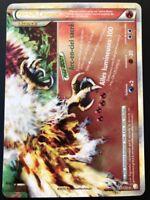 Carte Pokemon HO-OH 112/123 LEGENDE Heartgold Soulsilver FR NEUF