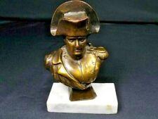 Buste de Napoléon en bronze