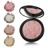 4 Colors Women Powder Contour Face Bronzer Highlighter Makeup Concealer Palette.