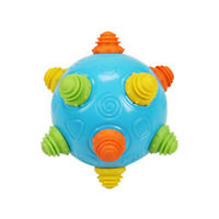 Early Learning Jumping Music Shake Vibrating Bouncing Sensory Dancing Ball Toy