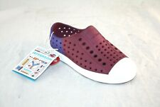 Native Jefferson Block Root Red/Shell White Toddler