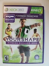 Your Shape: Fitness Evolved 2012 #296 (Xbox 360, 2011)