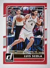 2015-16 Donruss Points #60 Luis Scola /94 - NM-MT