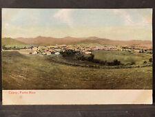 Puerto Rico ca1912s, WALDROP SJ No. #26 Postcard Tarjeta Postal, sin usar/unused