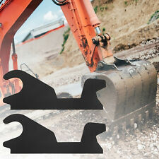 Vevor Excavator Quick Attach Bucket Ears Compatible With 50 60 D C G Attachment