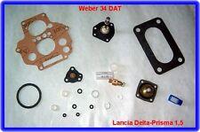 Weber 34 DAT 8/252 rep. Kit, Lancia Delta-prisma 1,5