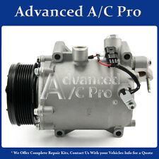 New A/C Compressor Fits: 2007 - 2015 Honda CR-V L4 2.4L / 12 - 14 Civic Si 2.4L