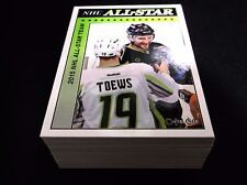 2015-16 O-Pee-Chee NHL ALL-STAR Glossy Complete Set 1-50 OPC Hockey Cards Boxed