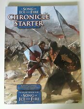 chronicle starter aSoIaF a song of ice & fire (game of thrones) RPG roleplaying