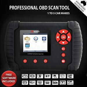 OBD Scan Tool For Holden VR VS VX VT VE WM VY VZ Engine ABS Airbag Vident i400AU