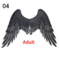 Cosplay Wing Mistress Evil Angel Wings Halloween Costumes Props Decor Kids Adult